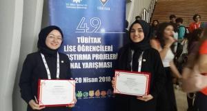 Tübitak Türkiye Finali